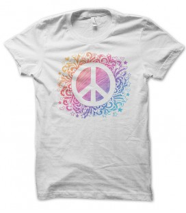 T-shirt Color my Peace