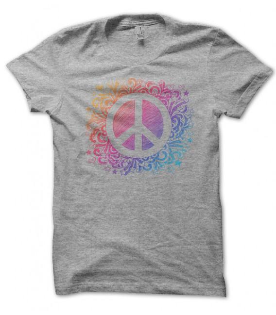 T-shirt Color my Peace