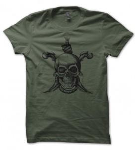 T-shirt Hang Skull ( Pendu Tête de Mort )