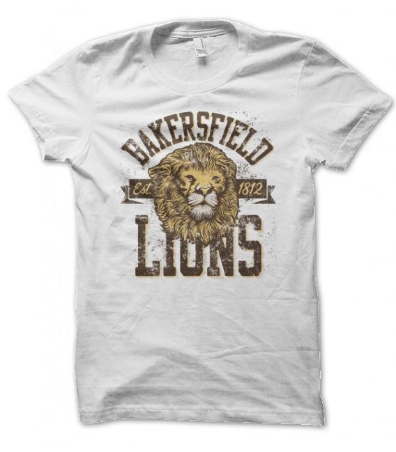 T-shirt BakersField Lions