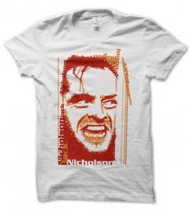 T-shirt Shinning, Jack Nicholson