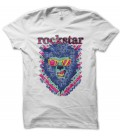 T-shirt Lion Rock Star