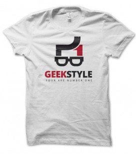 T-shirt GeeK Style, number One