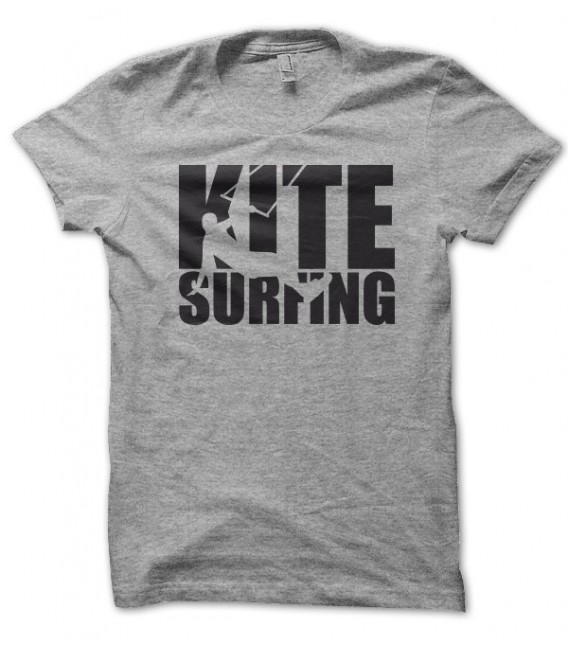 T-shirt Kite Surfing