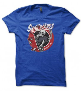 T-shirt Skateboaders Supply & Co