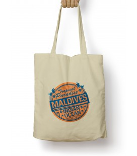 Tote Bag Maldives