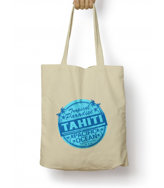 Tote Bag Tête de Mort Spray
