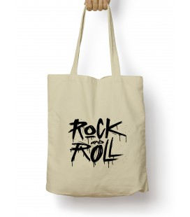 Tote Bag Rock 'n Roll