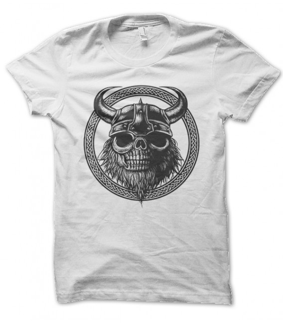 T-Shirt Vikings Zombie