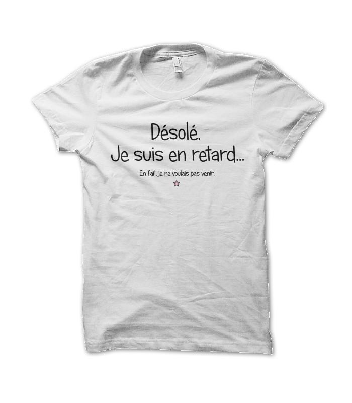 t-shirt homme message