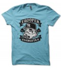 Tee Shirt Gangsta Trooper, May the Force Yo Man