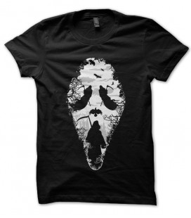 Tee Shirt Scream Reaper