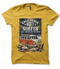 Tee Shirt California Best Surfer