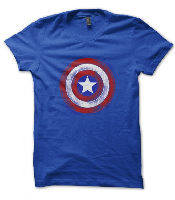 Tee Shirt The Captain