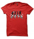 Tee Shirt Abbey Road Sérial Killers