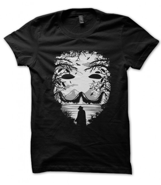 Tee Shirt The Mask