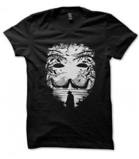 Tee Shirt The Mask