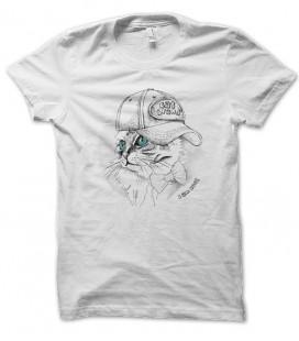 Tee Shirt Cool Cat