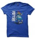 Tee Shirt Party Time Robot !
