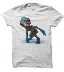 T-shirt Alien is Here