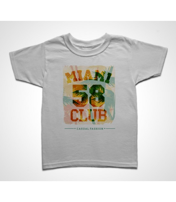 Tee shirt Enfant Miami Club