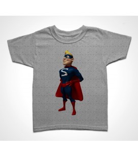 Tee shirt Enfant Super Papa