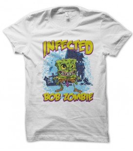 T-shirt Infected BoB Zombie