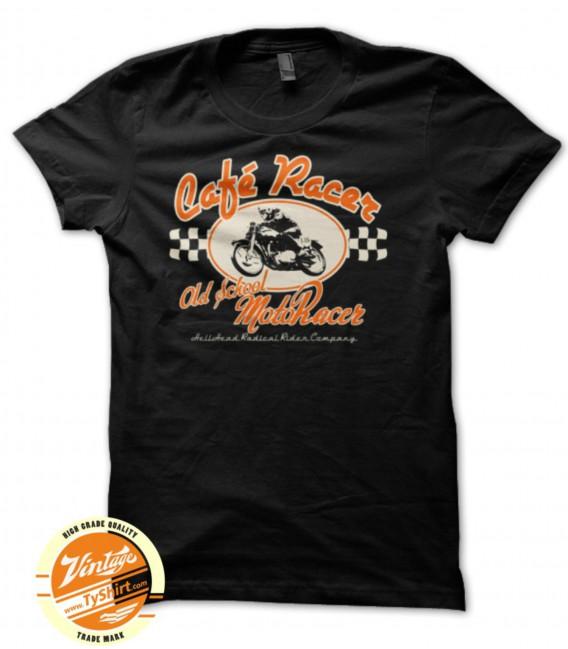 T-shirt Café Racer 146 by HellHead
