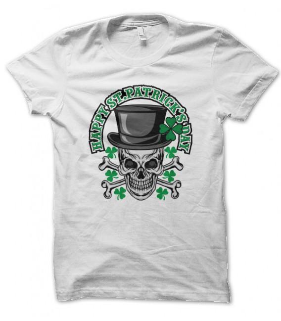 Tee Shirt Happy St Patrick Day