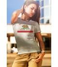 T-shirt Femme California Républic
