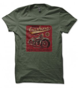Tee Shirt Brooklyn Trashers, New York City Original