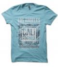 Tee Shirt Vintage Los Angeles, Beach Paradise