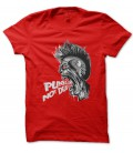 Tee Shirt Zombie Punks not DeaD !