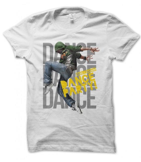 T-shirt Dance Dance Dance