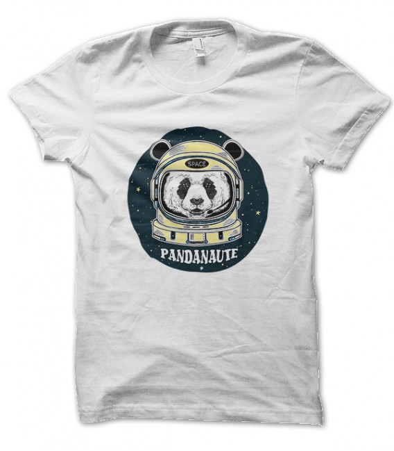 Tee Shirt Panda, Pandanaute