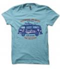 Tee Shirt Adventure unlimited, Van Surfer Malibu Beach