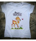 Tee Shirt Femme humoristique Son of a Biche