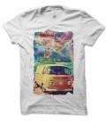 T-shirt Ganja Bus