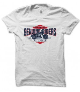 T-shirt Genuine Riders