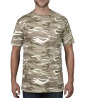 Tee Shirt Heavyweight Camouflage