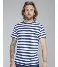 Tee Shirt Rayé, style marinière Stripy