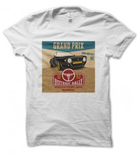 T-shirt Gran Prix, Historic Rally