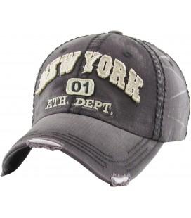 Casquette NEW YORK VINTAGE BALLCAP