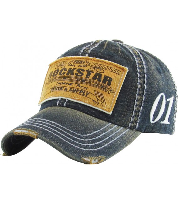 Casquette Original VINTAGE RockStar Denim & Supply