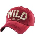 Casquette Original WILD AT HEART VINTAGE BALLCAP