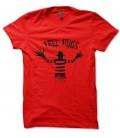 Tee Shirt Free Hugs, Freddy Krueger - Calins Gratuit !
