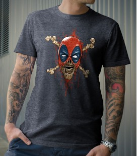 T-Shirt Dead Zombien deadpool