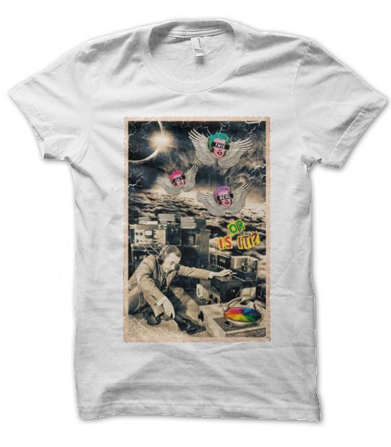 T-shirt Isn't Real ?!?