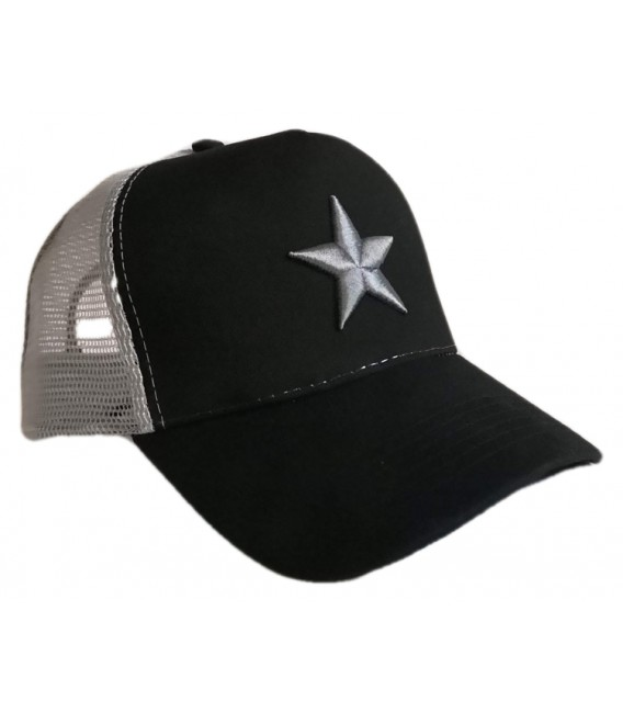Casquette Trucker stars