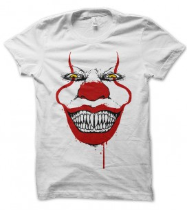 Tee Shirt mode homme It, Halloween Grin,